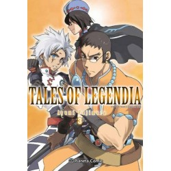 TALES OF LEGENDIA Nº 3