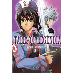 TALES OF LEGENDIA Nº 2