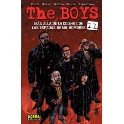 THE BOYS Nº 11