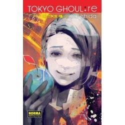TOKYO GHOUL: RE Nº 6