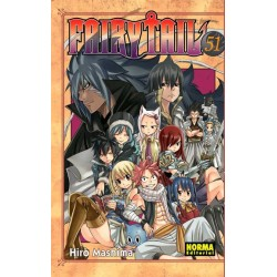 FAIRY TAIL Nº 51