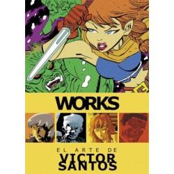 WORKS 2 EL ARTE DE VICTOR SANTOS