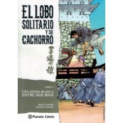 EL LOBO SOLITARIO Y SU CACHORRO 02