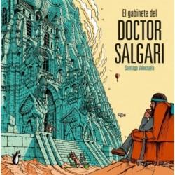 EL GABINETE DEL DOCTOR SALGARI
