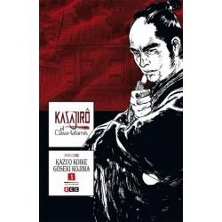KASAJIRO, EL CLAVA-TATAMIS Nº 1