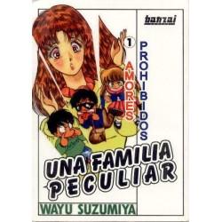 UNA FAMILIA PECULIAR 01 (DE 2)