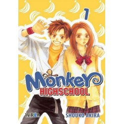 MONKEY HIGHSCHOOL 01