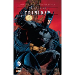 BATMAN-SUPERMAN-WONDER WOMAN: CRÓNICAS DE LA TRINIDAD Nº 1