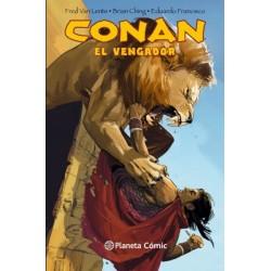 CONAN EL VENGADOR Nº 1