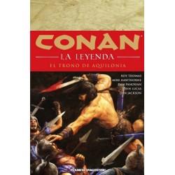 CONAN LA LEYENDA Nº 12 EL TRONO DE AQUILONIA