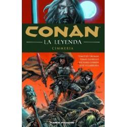 CONAN LA LEYENDA Nº 7 CIMMERIA