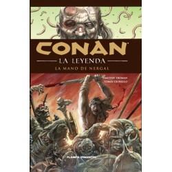 CONAN LA LEYENDA Nº 6 LA MANO DE NERGAL