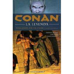 CONAN LA LEYENDA Nº 5 VILLANOS EN LA CASA