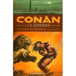 CONAN LA LEYENDA Nº 3 LA TORRE DEL ELEFANTE