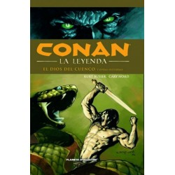 CONAN LA LEYENDA Nº 2 EL DIOS DEL CUENCO