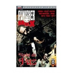 THE PUNISHER MAX Nº 5 NOCHE DE PAZ