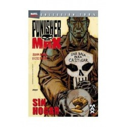 THE PUNISHER MAX Nº 4 SIN HOGAR