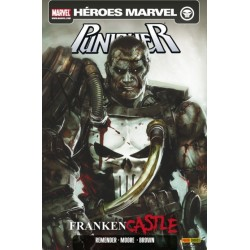 HÉROES MARVEL: PUNISHER Nº 3 FRANKENCASTLE