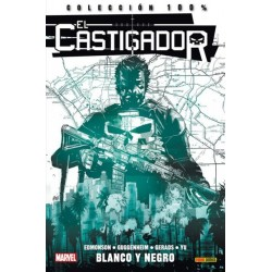 PUNISHER: EL CASTIGADOR Nº 4 BLANCO Y NEGRO