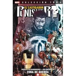 PUNISHER: EL CASTIGADOR Nº 3 ZONA DE GUERRA