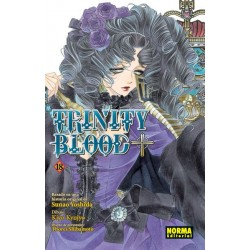 TRINITY BLOOD Nº 18