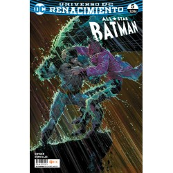 ALL-STAR BATMAN Nº 5