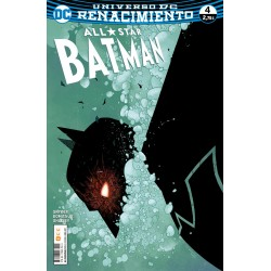 ALL-STAR BATMAN Nº 4