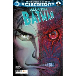 ALL-STAR BATMAN Nº 2