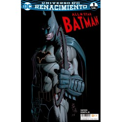 ALL-STAR BATMAN Nº 1