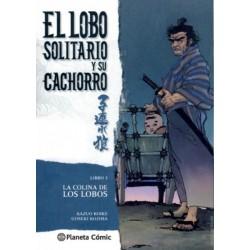 EL LOBO SOLITARIO Y SU CACHORRO 03