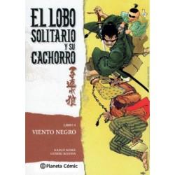EL LOBO SOLITARIO Y SU CACHORRO 04