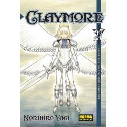 CLAYMORE Nº 27
