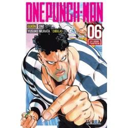 ONE PUNCH-MAN Nº 6