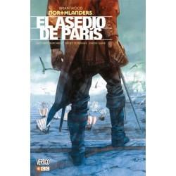 NORTHLANDERS Nº 4 EL ASEDIO DE PARÍS