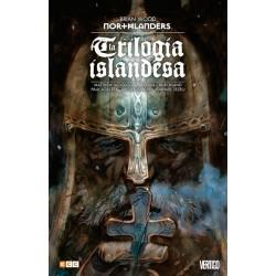 NORTHLANDERS Nº 5 LA TRILOGIA ISLANDESA