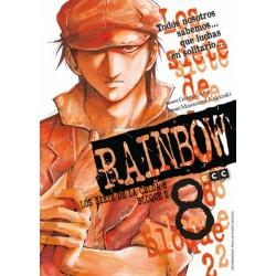 RAINBOW Nº 8