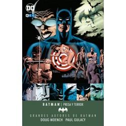 BATMAN: PRESA Y TERROR
