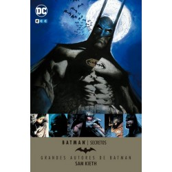 BATMAN: SECRETOS