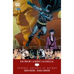 BATMAN: LA MUERTE Y LAS DONCELLAS
