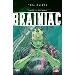 PURA MALDAD Nº 5 BRAINIAC