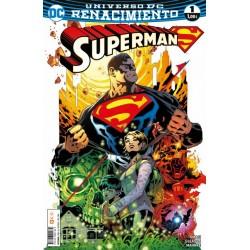 SUPERMAN Nº 56 RENACIMIENTO 1