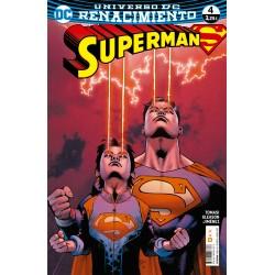 SUPERMAN Nº 59 RENACIMIENTO 4