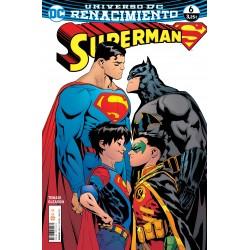 SUPERMAN Nº 61 RENACIMIENTO 6