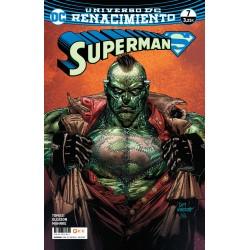 SUPERMAN Nº 62 RENACIMIENTO 7