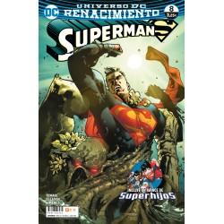 SUPERMAN Nº 63 RENACIMIENTO 8