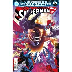 SUPERMAN Nº 65 RENACIMIENTO 10