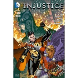 INJUSTICE: GODS AMONG US Nº 31