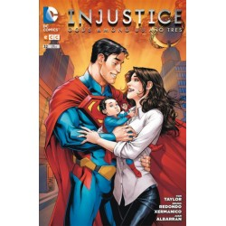 INJUSTICE: GODS AMONG US Nº 32