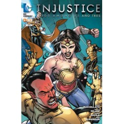 INJUSTICE: GODS AMONG US Nº 33