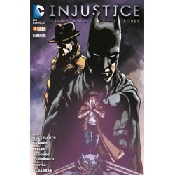 INJUSTICE: GODS AMONG US Nº 37